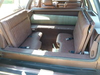 Picture of 1989 Mercury Grand Marquis Colony Park LS Wagon, interior, gallery_worthy