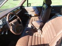 Picture of 1989 Mercury Grand Marquis LS Wagon, interior