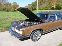 Picture of 1989 Mercury Grand Marquis LS Wagon, engine