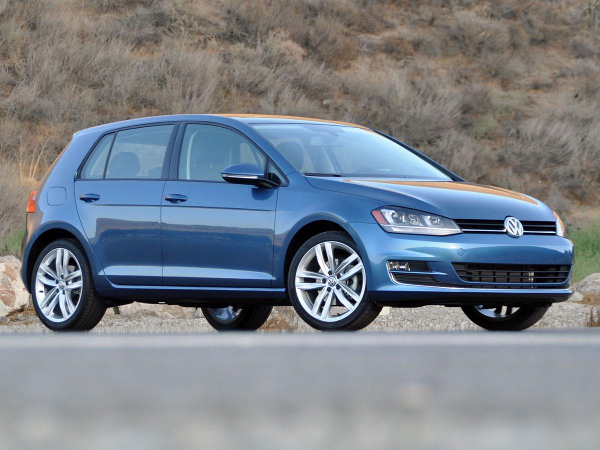 2015 Volkswagen Golf 1.8T SEL