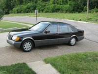 Picture of 1992 Mercedes-Benz 500-Class 500SEL Sedan, exterior, gallery_worthy