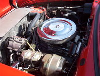 Picture of 1957 Ford Ranchero, engine