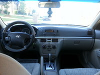 Picture of 2006 Hyundai Sonata GL, interior