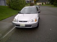 Picture of 1998 Honda Civic CX Hatchback