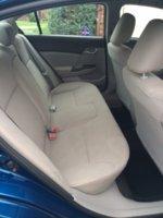 Picture of 2012 Honda Civic DX, interior