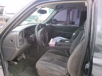 Picture of 2005 Chevrolet Silverado 1500 Ext Cab 2WD, interior