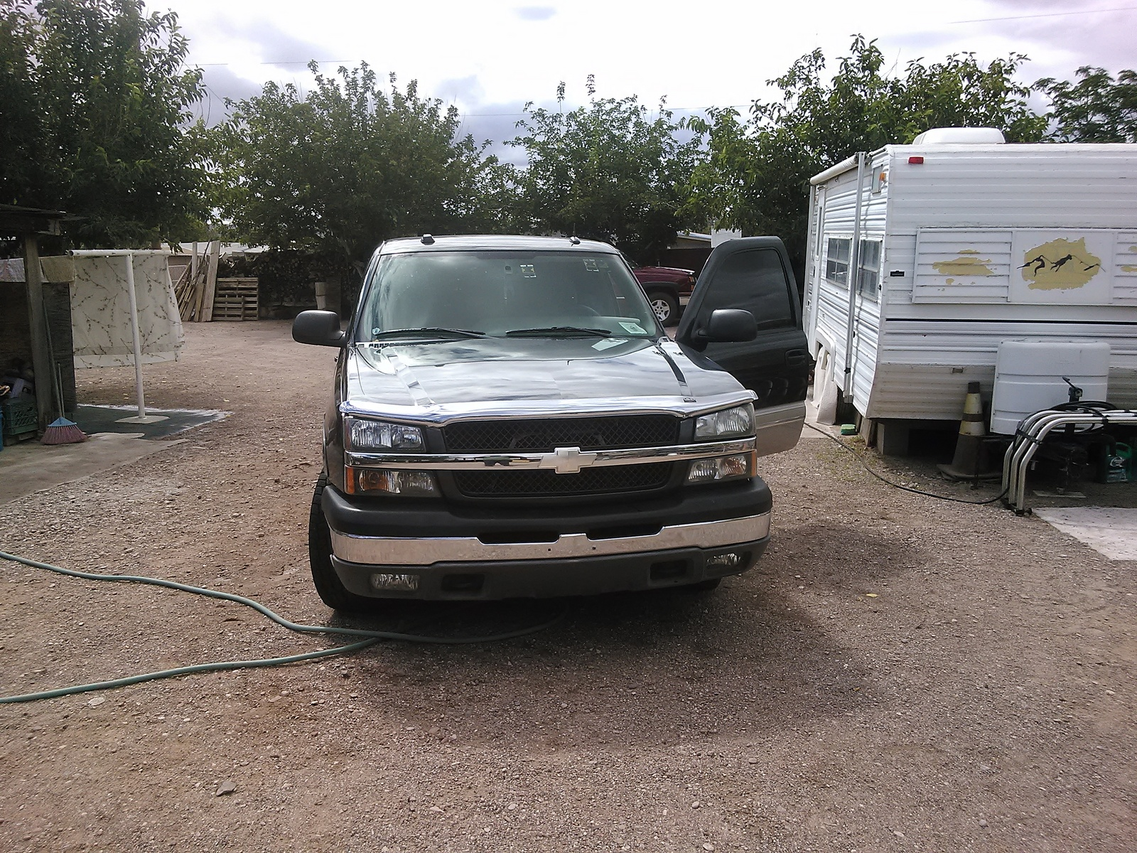 Picture of 2005 Chevrolet Silverado 1500 Ext Cab 2WD, exterior