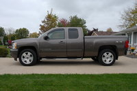 Picture of 2007 Chevrolet Silverado 1500 LTZ Ext. Cab SB 4WD
