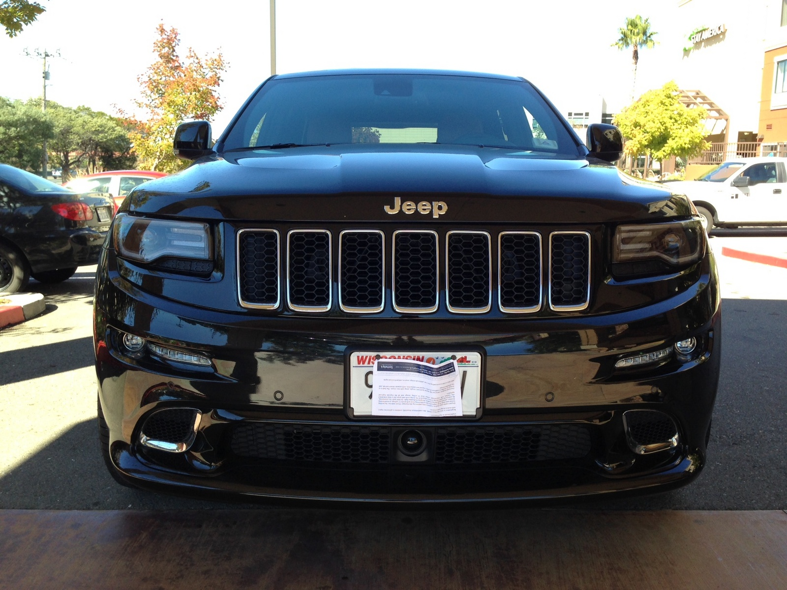 Picture of 2015 Jeep Grand Cherokee SRT8
