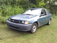 Picture of 1993 Toyota Tercel 2 Dr STD Coupe, exterior