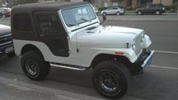 1981 Jeep CJ5 Overview