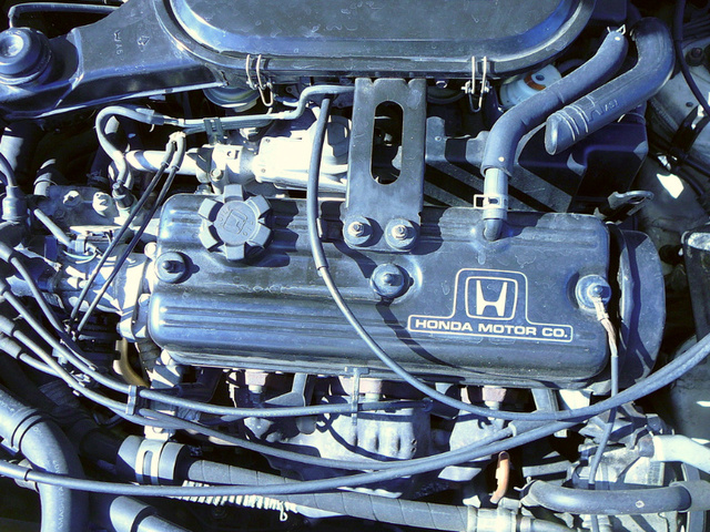 Picture of 1989 Honda Accord LX, engine