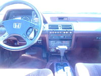 Picture of 1989 Honda Accord LX, interior