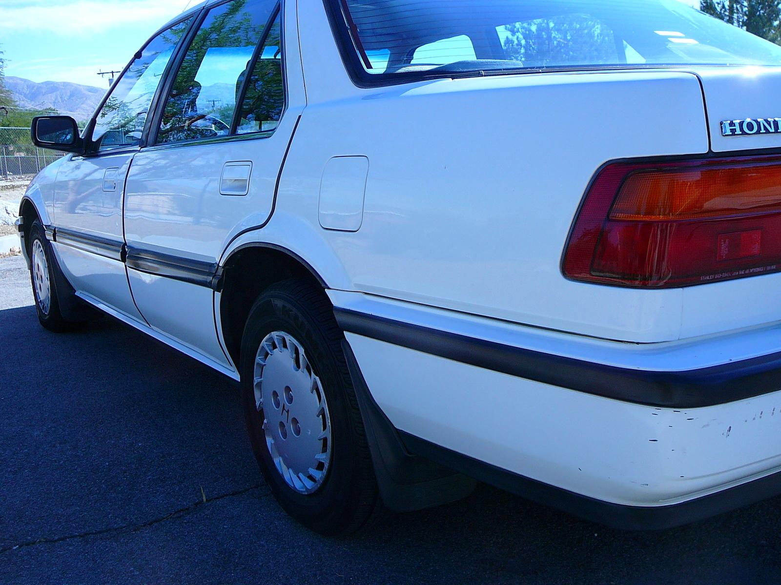 1989 Honda Accord - Overview - CarGurus