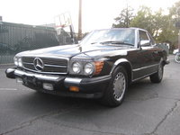 Picture of 1987 Mercedes-Benz 560-Class 560SL Convertible, exterior