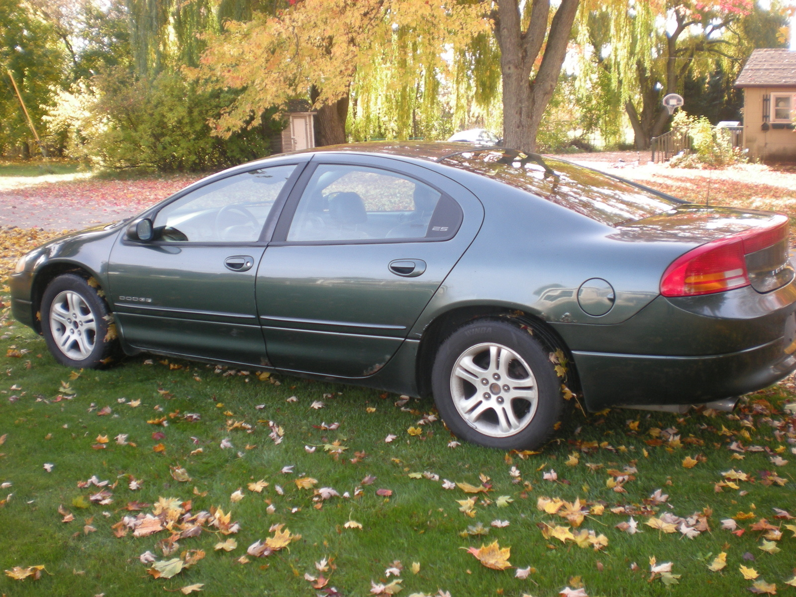 2000 Dodge Intrepid - Overview