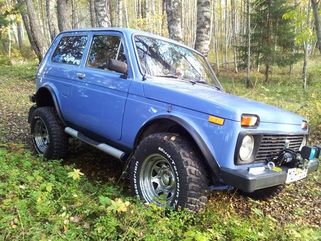 Picture of 1987 Lada Niva