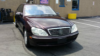 Picture of 2003 Mercedes-Benz S-Class S500, exterior