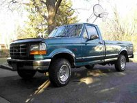 Picture of 1996 Ford F-150 XLT 4WD Extended Cab LB, exterior