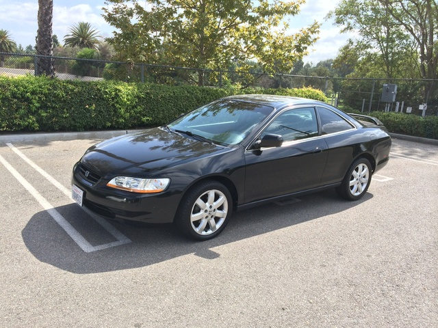 Picture of 1999 Honda Accord LX Coupe, exterior
