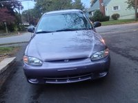 1999 Hyundai Accent Overview