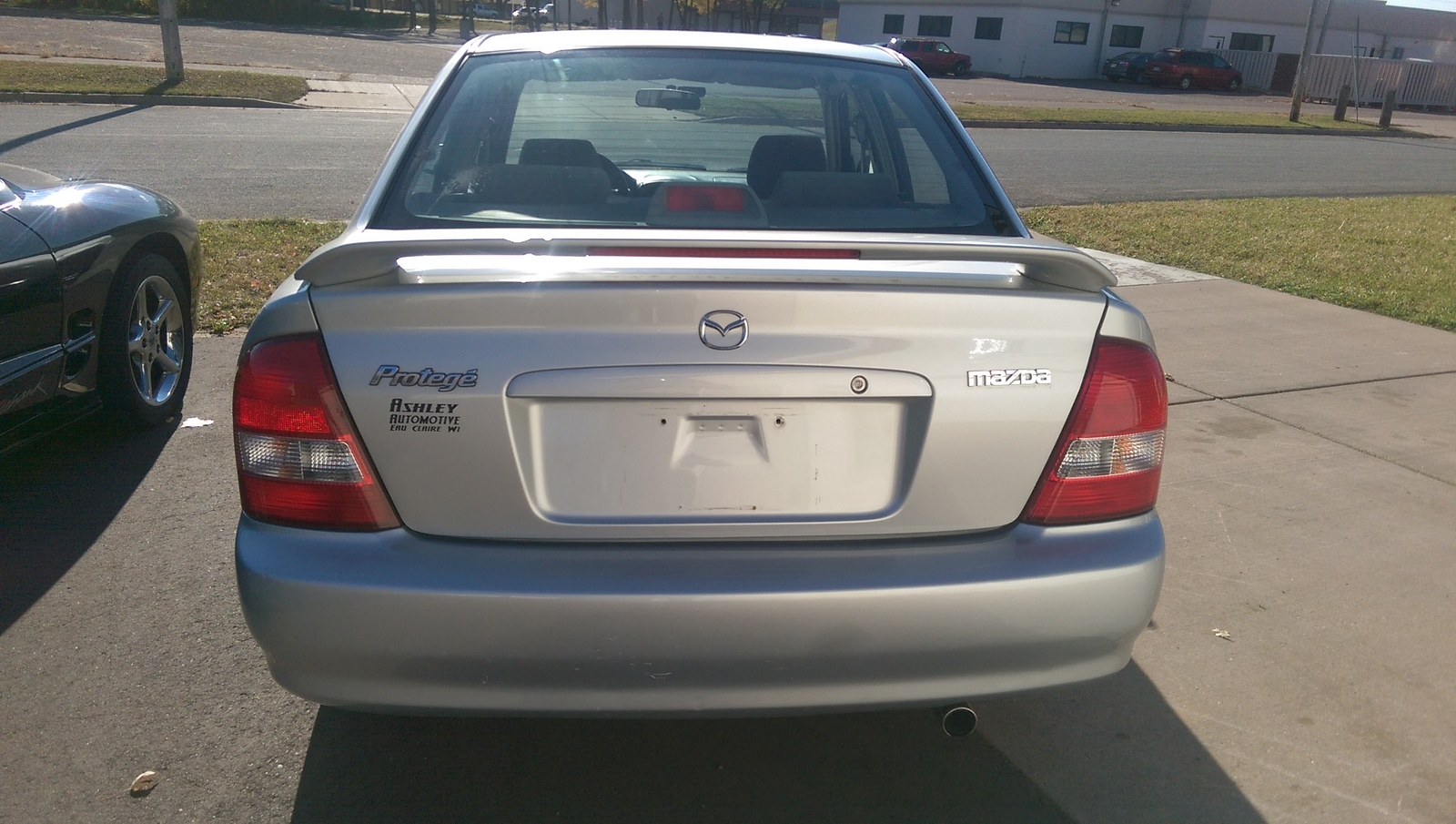 Picture of 2003 Mazda Protege LX, exterior