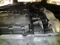 Picture of 1994 Toyota Paseo, engine