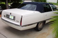 Picture of 1996 Cadillac DeVille Base Sedan, exterior