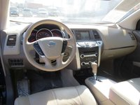 Picture of 2010 Nissan Murano SL AWD, interior