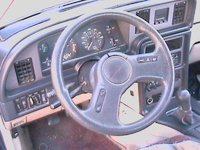 Picture of 1985 Ford Thunderbird Turbo, interior, gallery_worthy