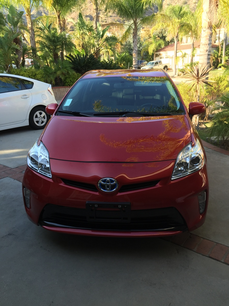 Toyota Dealers Cincinnati >> New 2015 Toyota Prius For Sale - CarGurus