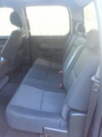Picture of 2013 Chevrolet Silverado 1500 LS Crew Cab 4WD, interior