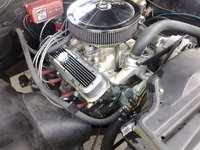 1967 Pontiac Catalina, Engine, engine