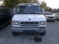 2002 Ford E-250 Overview