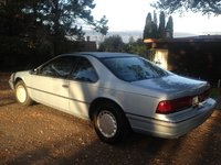 Picture of 1991 Ford Thunderbird Base, exterior
