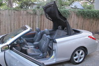 Picture of 2008 Toyota Camry Solara SLE Convertible, interior