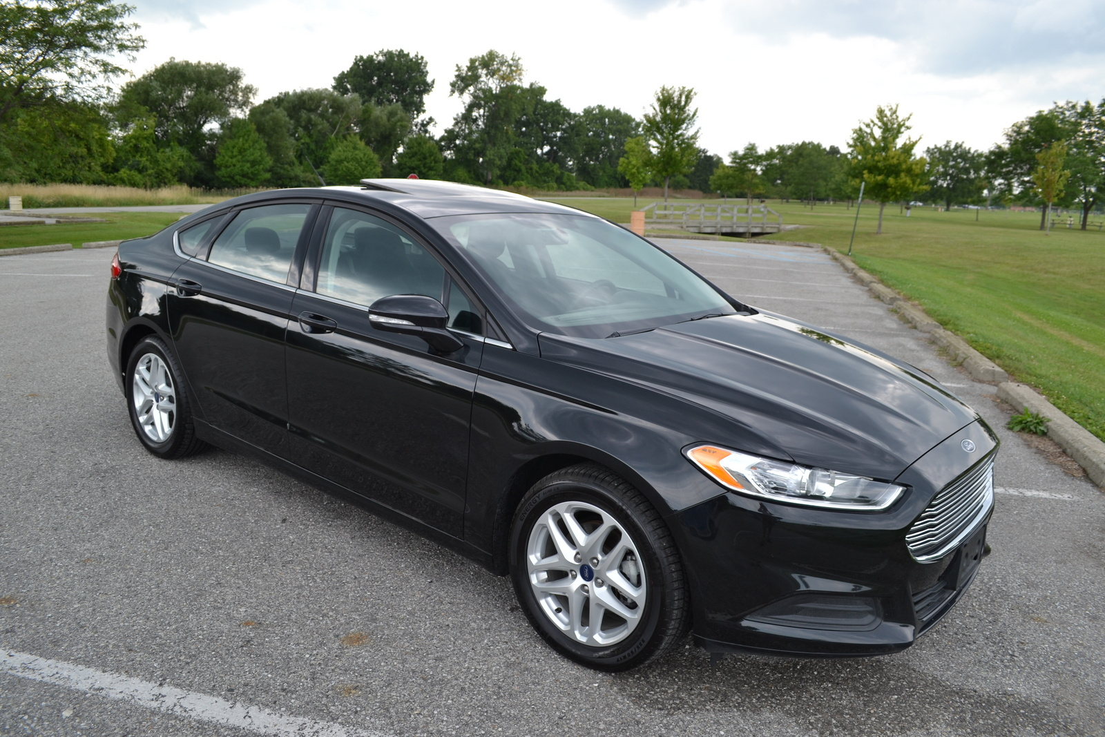 picture of 2014 ford fusion se exterior. Black Bedroom Furniture Sets. Home Design Ideas