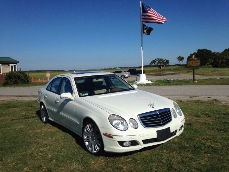 2008 mercedes-benz e-class - overview