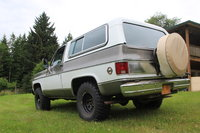 1978 Chevrolet Blazer Picture Gallery