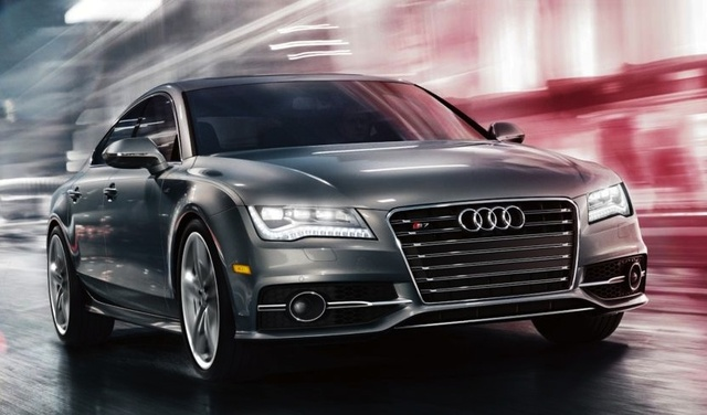 2015 Audi S7, Front-quarter view, exterior, manufacturer, gallery_worthy