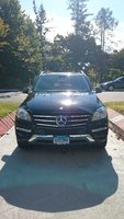 Picture of 2012 Mercedes-Benz M-Class ML350 BlueTEC, exterior