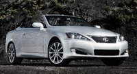 2015 Lexus IS C Overview