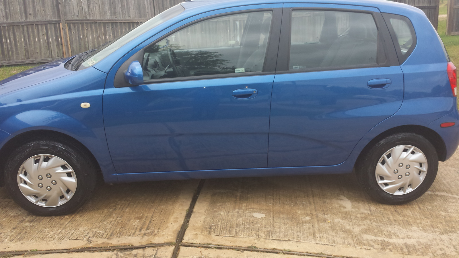 Picture of 2005 Chevrolet Aveo LS Hatchback