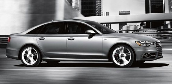 2015 Audi S6, Front-quarter view, exterior, manufacturer, gallery_worthy