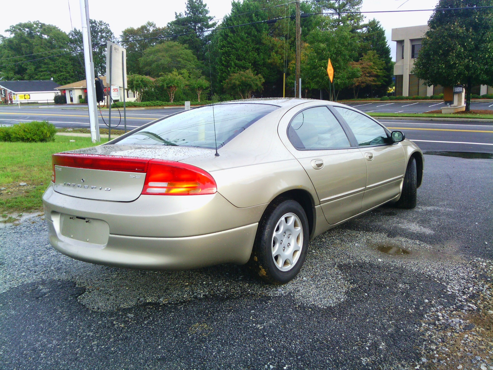 2002 Dodge Intrepid - Overview