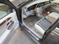 Picture of 2001 Lincoln Town Car Signature, interior