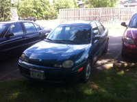 Picture of 1996 Plymouth Neon 4 Dr Highline Sedan, exterior