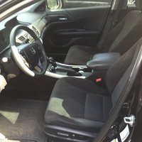 Picture of 2013 Honda Accord EX, interior