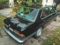 1988 BMW 5 Series Overview