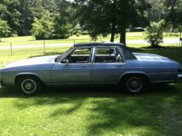 1984 Buick LeSabre Limited Sedan, When I bought car in 2013, exterior
